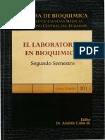 Bioquimica Dr. Calle. Pratica de laboratorio.pdf