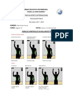 Señales Arbitrales de Baloncesto
