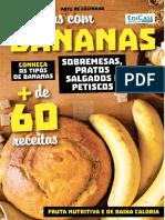 Arte de Cozinhar Edição 03 - Receitas Com Bananas