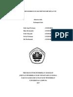 Analisis Kurikulum 2013 Revisi Smp Kelas Vii