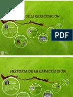 Clase 1. Historia de La Capacitacion