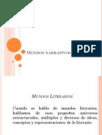 Mundos Literararios