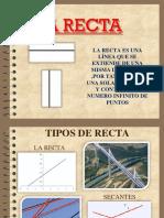 Matmatica La Recta