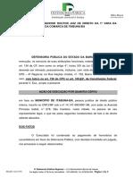Petição Inicial - Modelo - Seguro Dpvat.