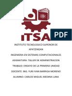 TallerAdm_CarlosMedina_1UEnsayo