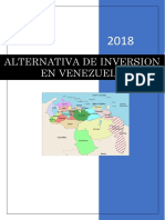 Alternativa de Inversion en Venezuela Final