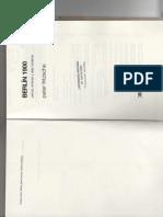 Frietzsche, P. - Introducción, La Ciudad Como Texto, Lectores Metropolitanos