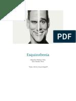Esquizofrenia proyecto