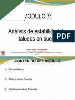 Módulo 7. Analisis de Estabilidad (1)