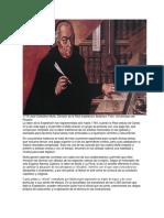 José Celestino Mutis dedicó buena parte de su vida a la investigación y la difusión de conocimientos en la Nueva Granada.docx