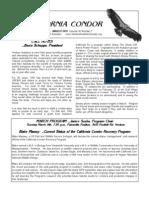 March 2010 California Condor Newsletter - Ventura Audubon Society