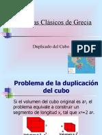 Problemas Clásicos de Grecia