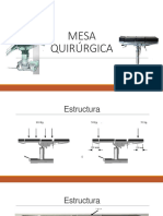 Mesa Quirúrgica