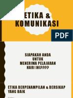 Etika & komunikasi IJP