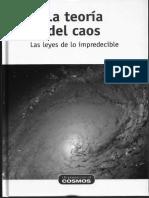 Alberto Pérez Izquierdo - La Teoría Del Caos - Las Leyes de Lo Impredecible (2016)