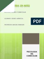 Psicologia Del Curriculim - Copia