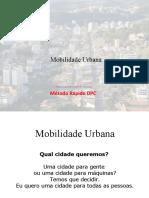 Mobilidade Urbana em Viçosa