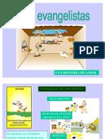 57117031 Los Cuatro Evangelistas