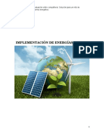 IMPLEMENTACIÓN DE ENERGÍAS LIMPIAS.doc