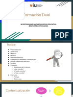 power point , formacion dual