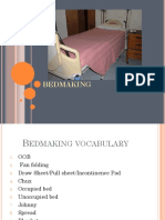 Bed Making Final