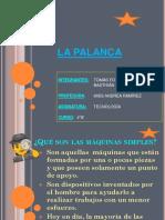 LA PALANCA Y SU EVOLUCIÓN ppt.pptx
