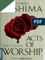 Acts of Worship - Yukio Mishima