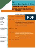 Flyer Jornada ABAC 2016