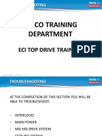 12. ECI II Troubleshooting