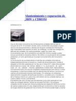 Manual de Mantenimiento de Unidades CDRW_CDROM