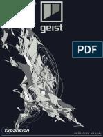 Geist Manual