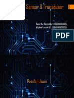 Kapasitif Sensor dan Transduser