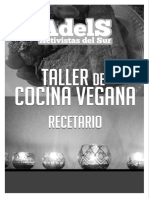 Recetario Taller 01