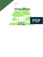 Basura Jingle Bilog CD Label