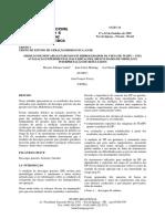 Medição de Descargas Parciais Em Hidrogerador Da Usina de Itaipu – Uma Avaliação Experimental Das Limitações Dificuldades de Medição e Interpretação de Resultados