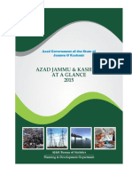 AJK at a Glance 2015