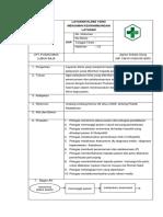 Sop Layanan Klinis Yang Menjamin Kesinambungan Layanan