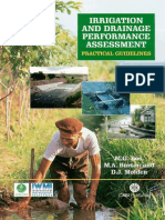 Bos, M. G., Burton, M. a., Molden, D. J. (Eds.) - Irrigation and Drainage Performance Assessment_ Practical Guidelines (2005, CABI)