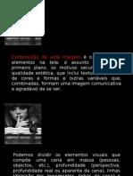 Composição de uma imagem