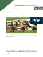 Plan de Seguridad de Un Proyecto de Construcción