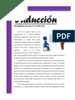 Blog Inducción