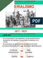 El Imperialismo(H10)