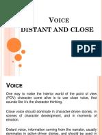 Voice Characteristics
