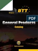 BTT General Product Catalog 2018