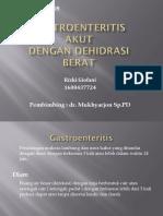 Presentasi Case Report Rizki v