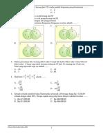01 Soal UN Matematika SMP 2000