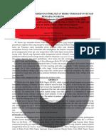 Analisis Penilaian Risiko Dan Perlakuan Risiko Terhadap Investasi Pengadaan Sarana