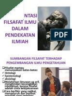 FILSAFAT+ILMU-RANGKUMAN
