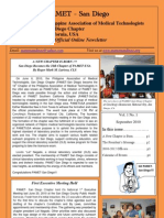 PAMET-SD Newsletter Vol.1 No. 1