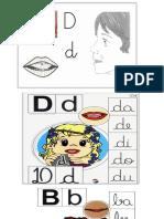 punto d- punto articulatorio- fonética